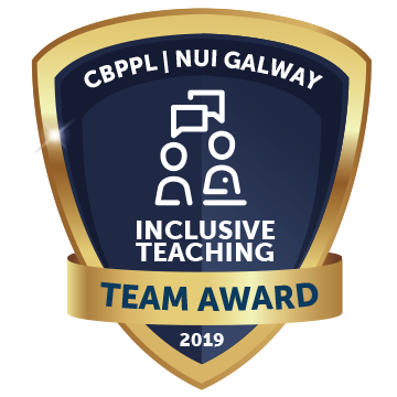 Teaching Learning Award