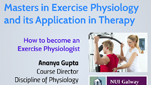 Exercise Physiology—course overview