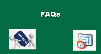 FAQs for individuals paid on timesheet